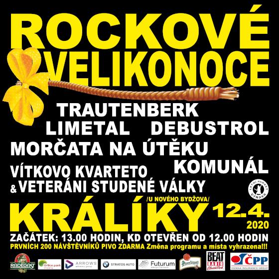 Rockové Velikonoce 2020