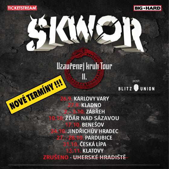 Škwor<br>Uzavřenej kruh Tour II.