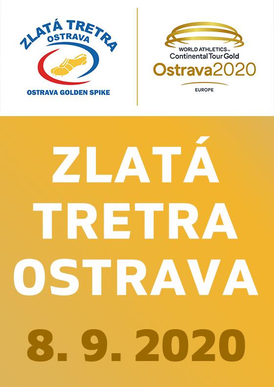 59. Golden spike Ostrava