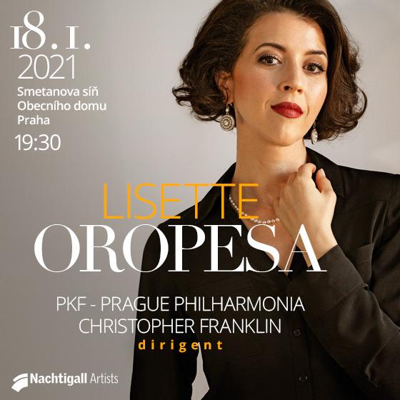Lisette Oropesa - online