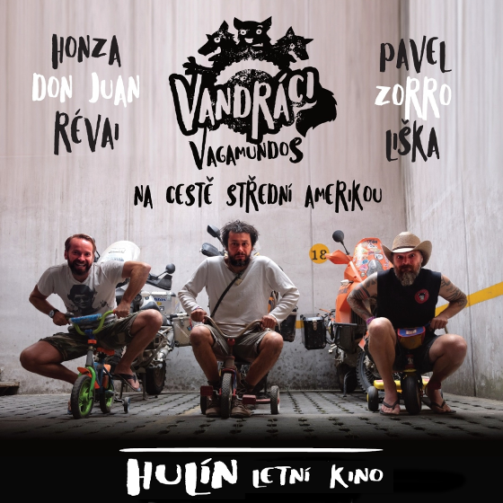 Vandráci - Vagamundos<br>Open-Air