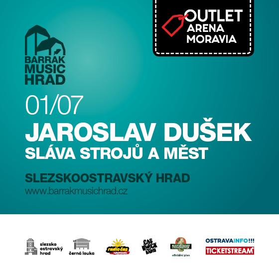 Jaroslav Dušek<br>Sláva strojů a měst