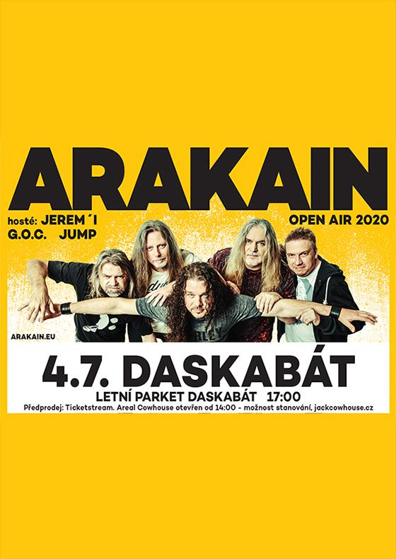 Arakain Open Air