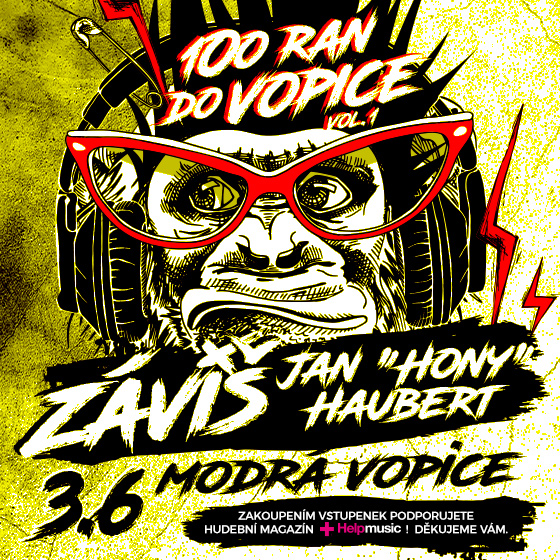 100 ran do Vopice<br>Záviš + Jan Haubert