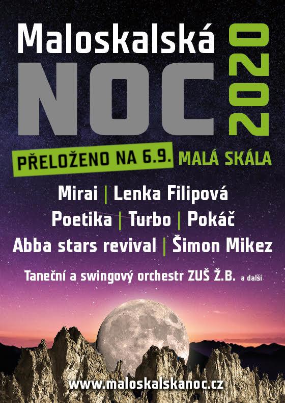 Maloskalská noc 2020
