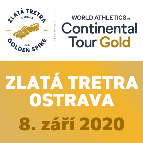 59. Zlatá tretra Ostrava<br>World Athletics Continental Tour Gold