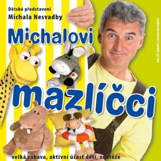 Michal Nesvadba<BR>Hořické kulturní léto
