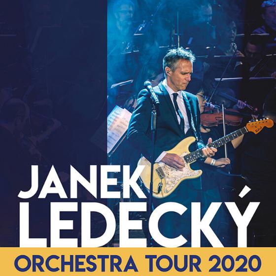 Janek Ledecký<br> Orchestra tour<br>Vánoční koncert