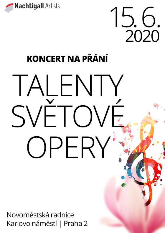 World opera talents