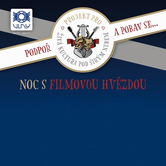 Jiří Macháček + MIG 21<br>Noc s filmovou hvězdou...<br>aneb filmáč v Lokti