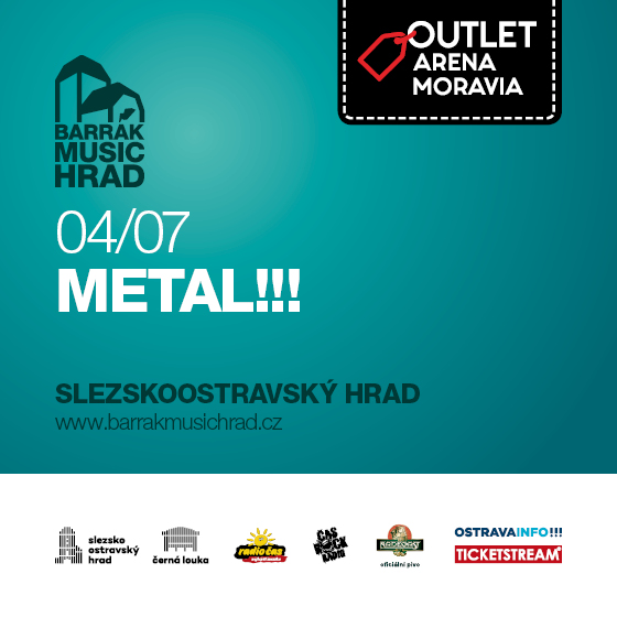 Metal !!!<br>Malignant tumour, Gutalax, SSOGE, Primary resistance a další