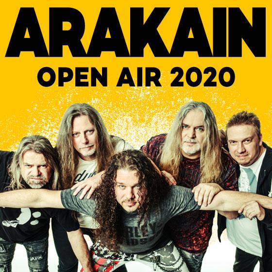 Arakain Open air<br>Host: Jerem'I