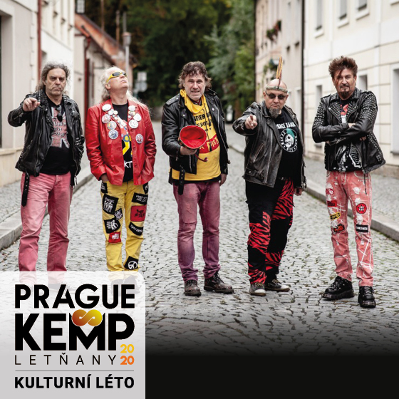 Visací zámek<br>Prague Kemp Letňany