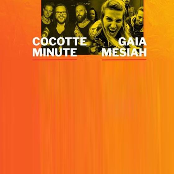 Cocote Minute & Gaia Mesiah