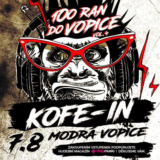 100 ran do Vopice - Kofe-in