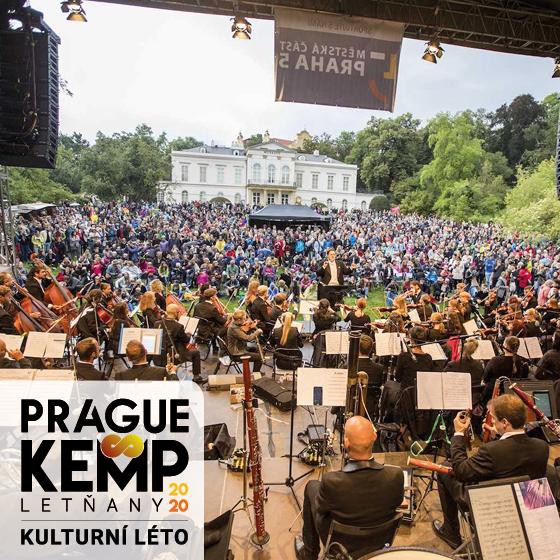 Prague film orchestra<br>Prague Kemp Letňany
