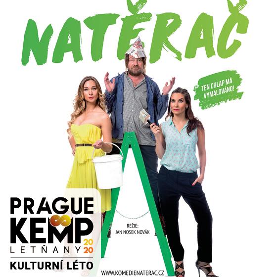 Natěrač<br>Prague Kemp Letňany