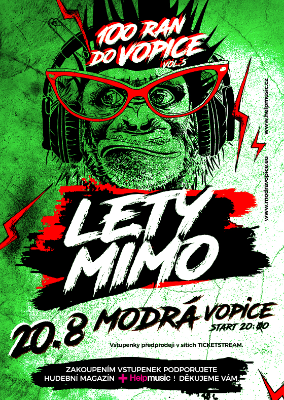 100 ran do Vopice - Lety Mimo
