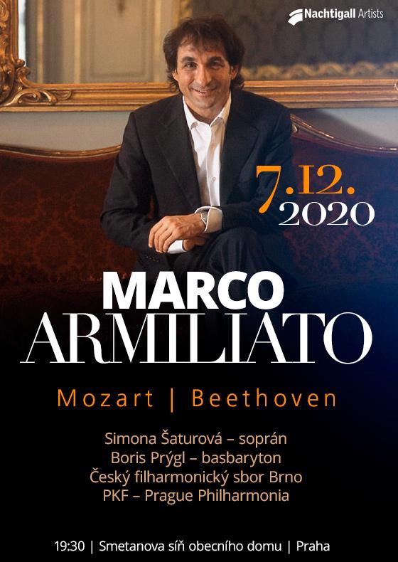 Marco Armiliato - Mozart/Beethoven