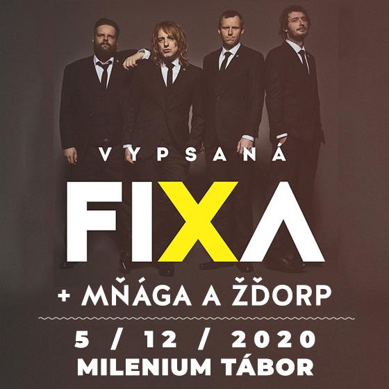 Vypsaná Fixa & Mňága a Žďorp
