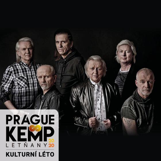 Václav Neckář a Bacily<br>Prague Kemp Letňany