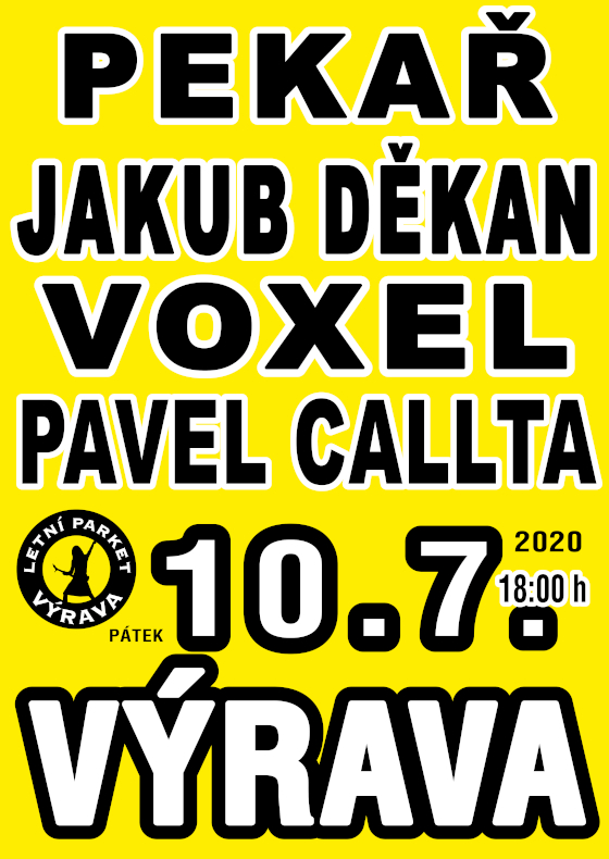Voxel, Pekař<br>Jakub Děkan, Pavel Callta