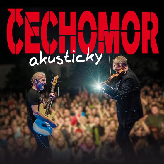 Čechomor - Akusticky<br>Čechomor Kooperativa Tour