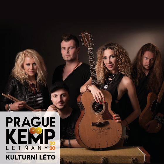 Olga Lounová<br>Prague Kemp Letňany