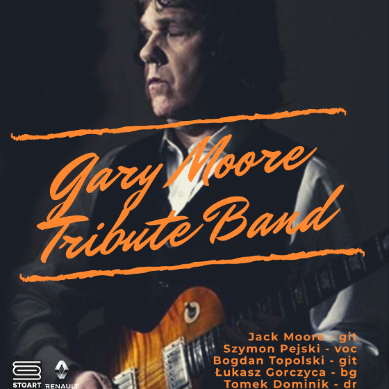Gary Moore tribute feat. Jack Moore