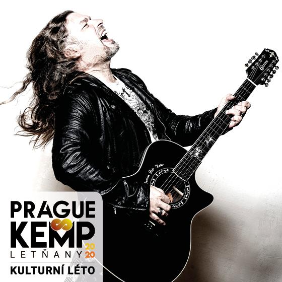 Petr Kolář s kapelou<br>Prague Kemp Letňany