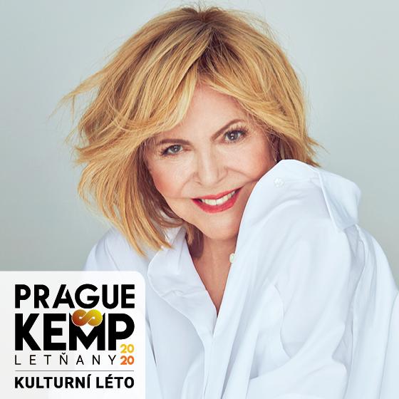 Hana Zagorová<br>Prague Kemp Letňany