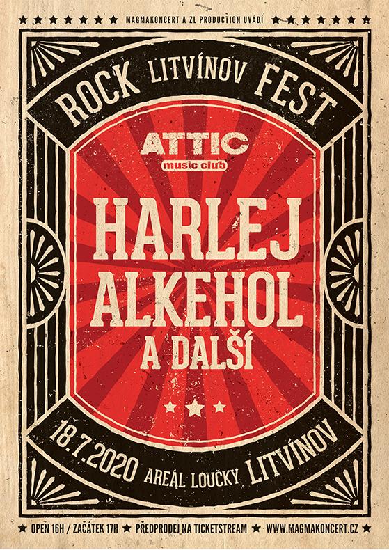 Rockfest Litvínov