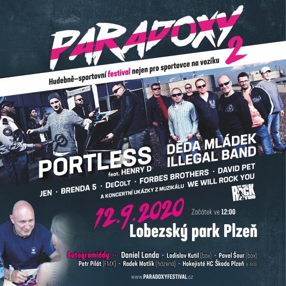 Paradoxy 2<br>Hudebně-sportovní festival