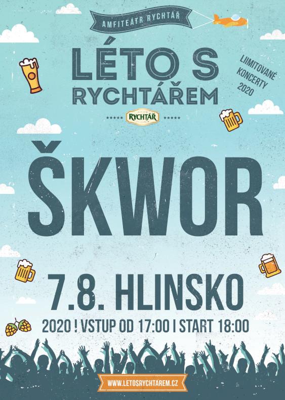 Škwor<br>Léto s Rychtářem 2020