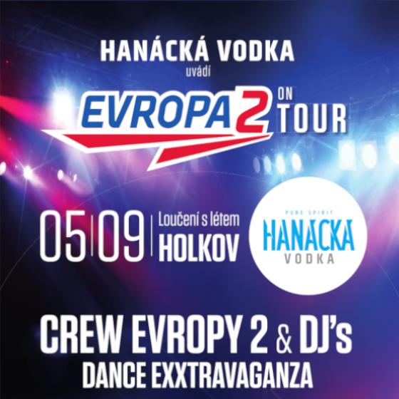 Evropa 2 Live! Tour 2020<br>Loučení s létem na Holkově