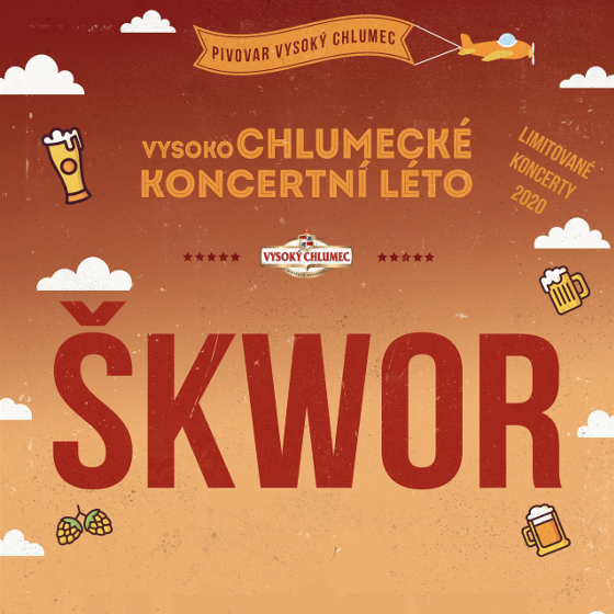 Škwor<br>Vysokochlumecké koncertní léto