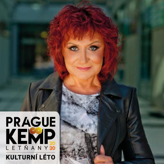 Petra Janů s kapelou<br>Prague Kemp Letňany