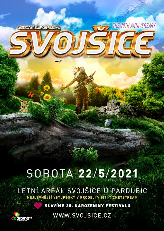 Festival Svojšice 2021