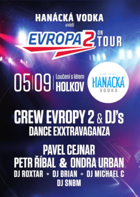 Evropa 2 Live Tour 2020