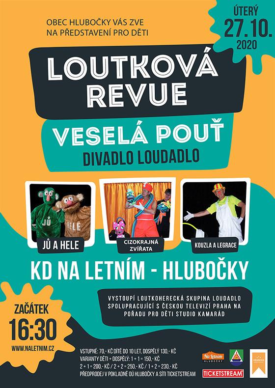 Divadlo Loudadlo Veselá pouť