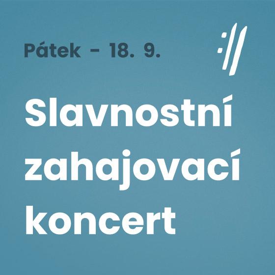 Opening gala<BR>International Music Festival Český Krumlov 2020