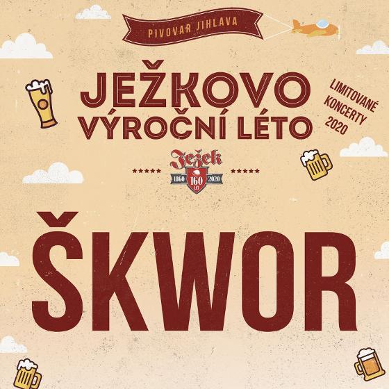 Škwor<br>Ježkovo výroční léto