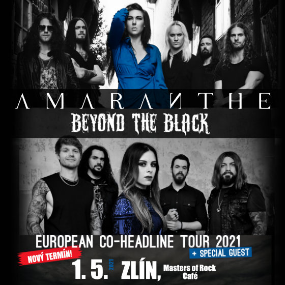 Amaranthe<br>Beyond The Black