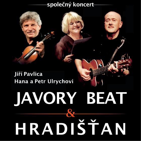Hana a Petr Ulrychovi & Hradišťan<br>Hradišťan & Javory Beat
