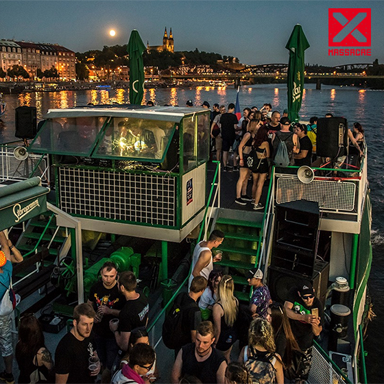X-Boat vol.2<br>Exclusive Boat Party by X-Massacre