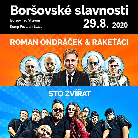 Boršovské slavnosti
