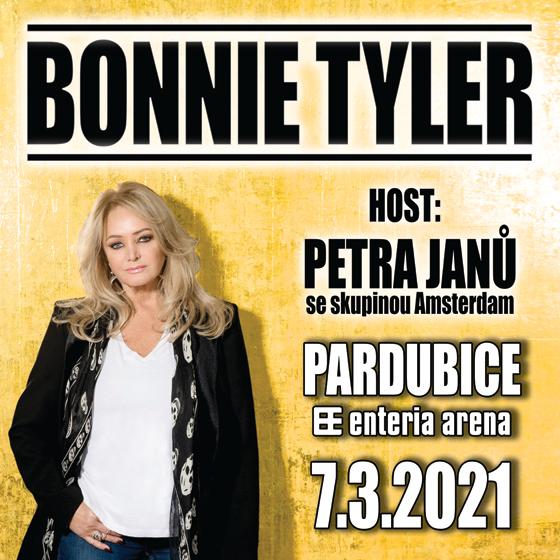 BONNIE TYLER- Pardubice -Enteria Arena Pardubice