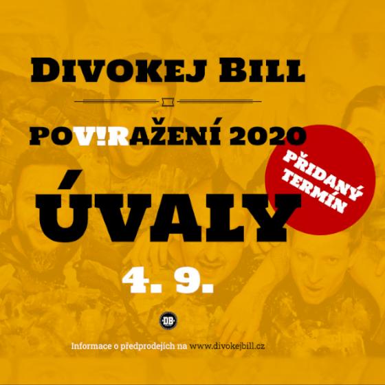 Divokej Bill - POV!RAŽENÍ 2020