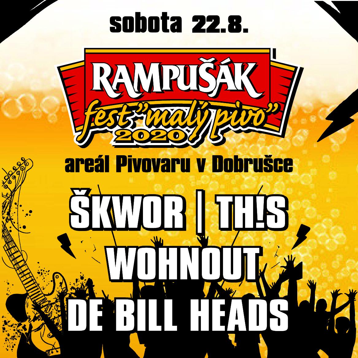 """Rampušák Fest """"malý pívo"""""""