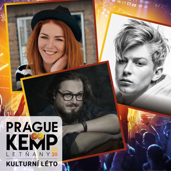 Adam Mišík, Debbi & David Stypka<br>Prague Kemp Letňany